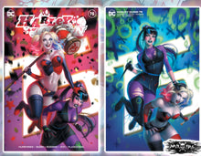 Load image into Gallery viewer, Harley Quinn #75 Warren Louw Cover Art