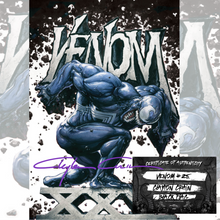 Load image into Gallery viewer, Venom #25 Clayton Crain Signature