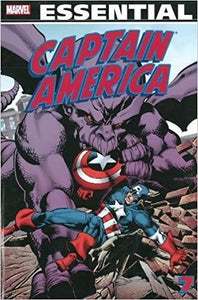 Captain America: Essentials, Vol. 7