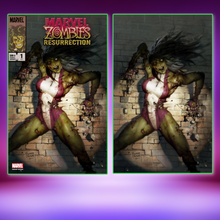 Load image into Gallery viewer, Ryan Brown Marvel Zombies Resurrection #1