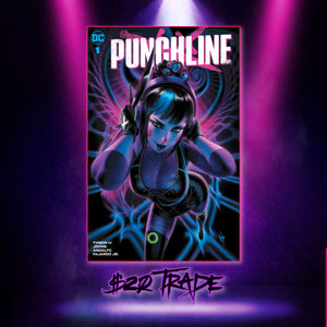 Punchline #1 Cover Art Warren Louw