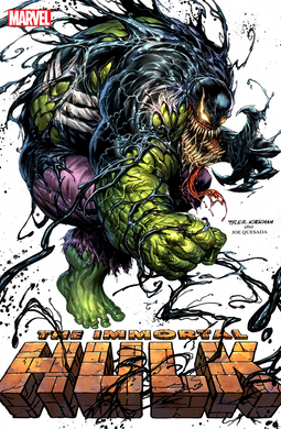 Immortal Hulk Great Power #1 Kirkham