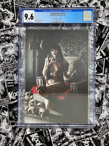Vampirella #v5 #1 CGC Blue Label 9.6