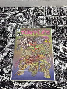 Teenage Mutant Ninja Turtles #67 Signed and Remarked by Kevin Eastman