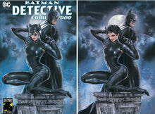 Load image into Gallery viewer, Detective #1000 Natali Sanders Cover Art