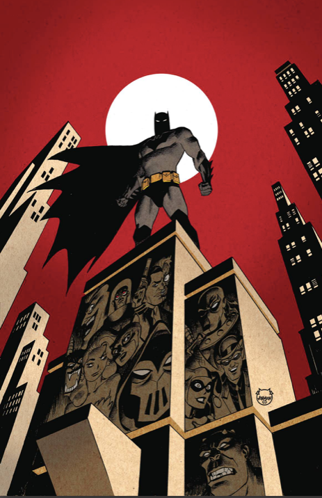 Batman The Adventure Continues #1 (of 6)