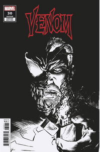 Venom #30 1:500 Stegman Cover Art