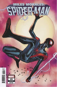 Miles Morales #25 1:25 Ratio Variant