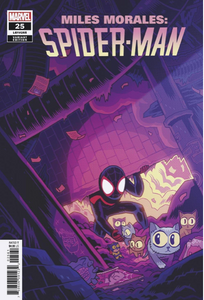 Miles Morales #25 1:50 Ratio Variant
