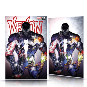 IC Venom #35/#200 Clayton Crain Cover Art
