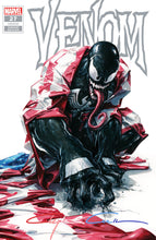 Load image into Gallery viewer, Signed Red/White/Blue  Infinity w/COA Venom #27 Clayton Crain Cover
