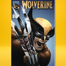 Load image into Gallery viewer, Wolverine #8/#350 Clayton Crain Cover Art