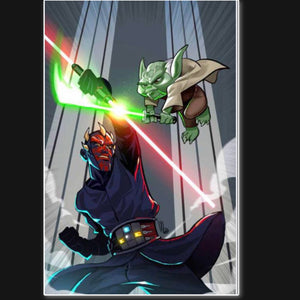Star War Adventures The Clone Wars Battle Tales #4