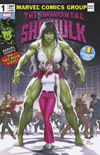 Load image into Gallery viewer, Immortal She Hulk #1 Inhyuk Lee Cover Art Trade & Virgin