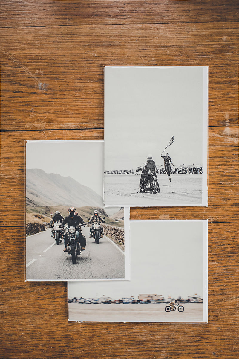 The Two Wheel Collection Cards (pack of 3)