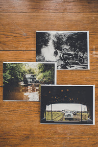 The Off Road Collection Cards (pack of 3)