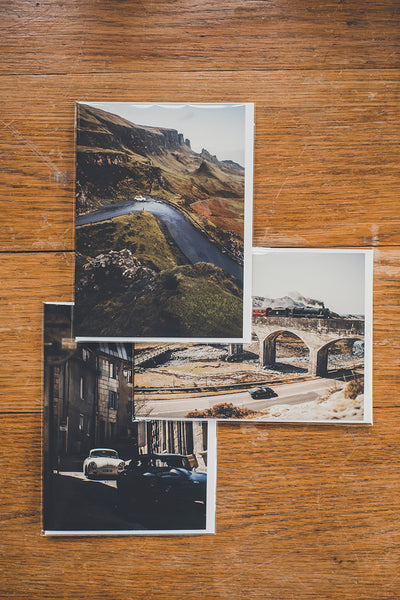 The Road Trip Collection Cards (pack of 3)