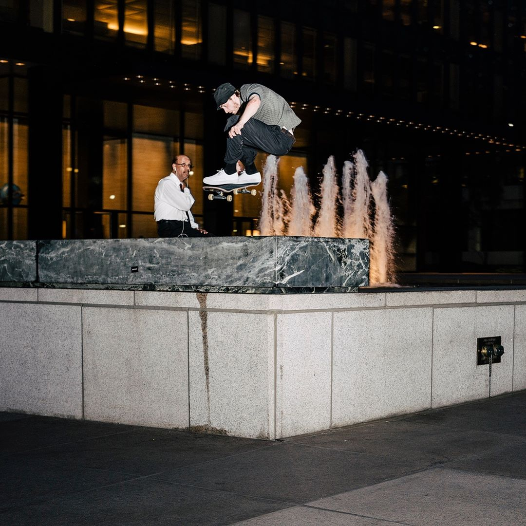Dick Rizzo - Ollie / Photo: Mike Heikkila