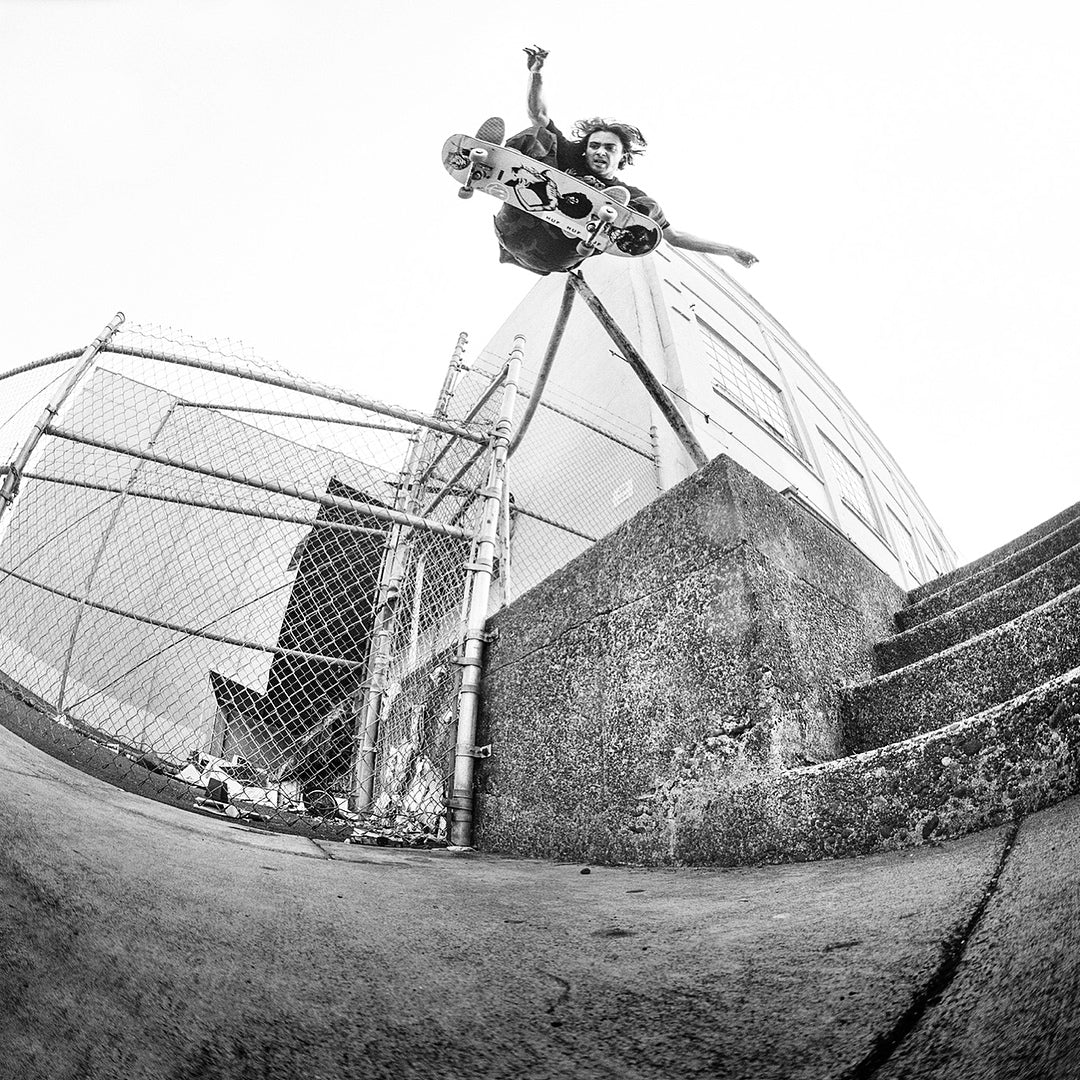 Dick Rizzo - Switch Pole Jam / Photo: Mike Heikkila