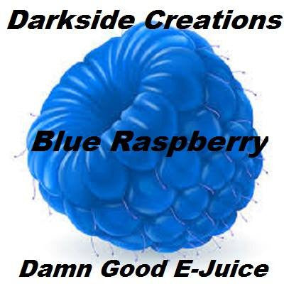 Blue Raspberry 500ml & 1 Liter Bottles