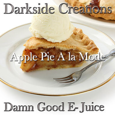Apple Pie A'La Mode