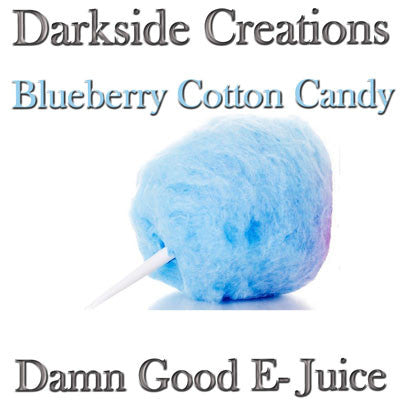 Blueberry Cotton Candy