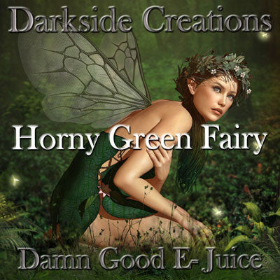 Horny Green Fairy