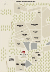Aravina Estate Vineyard Map PDF