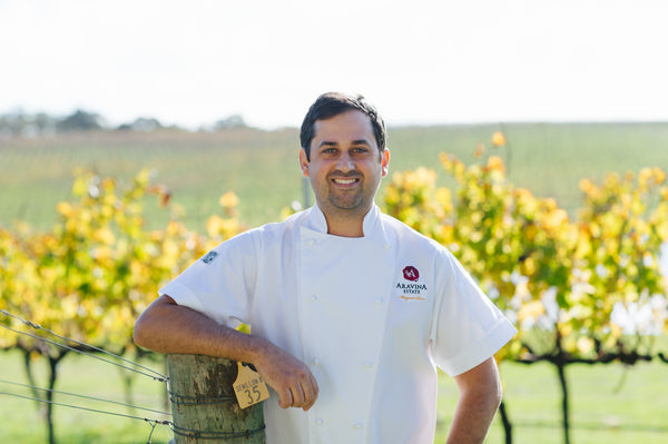 Ben Day - Aravina Estate's Executive Chef