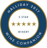 2017 Halliday 5 Star Winery