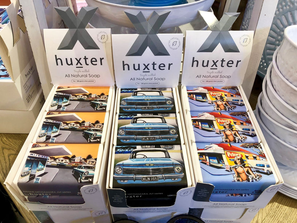Huxter – All Natural Soap