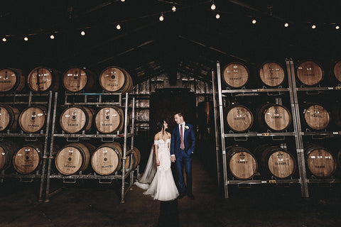 Aravina Estate Wedding Venue - The Barrel Room