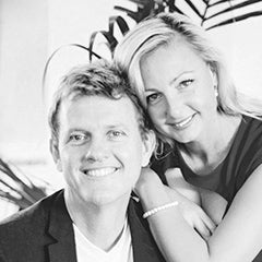 Steve and Hayley Tobin – Owners