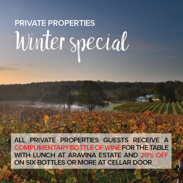 Private Properties and Aravina Estate Winter Special