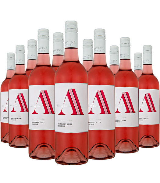 2019 'A' Collection Rosé Dozen — with FREE Delivery