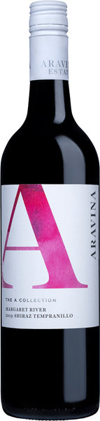 2019  'A' Collection Shiraz Tempranillo