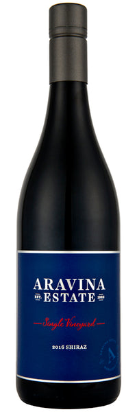 2016 Single Vineyard Shiraz