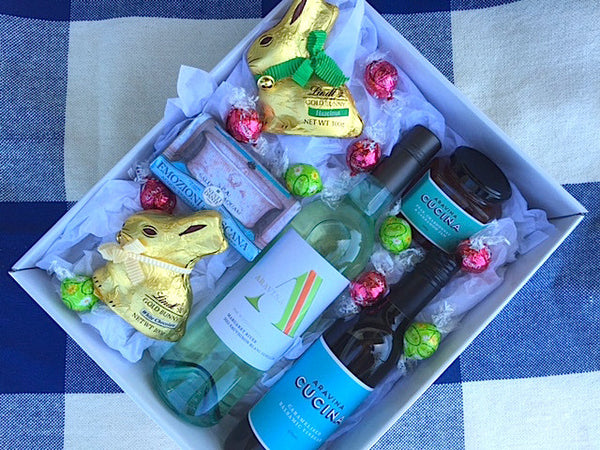 Ladies Sauvignon Blanc Semillon Easter Hamper