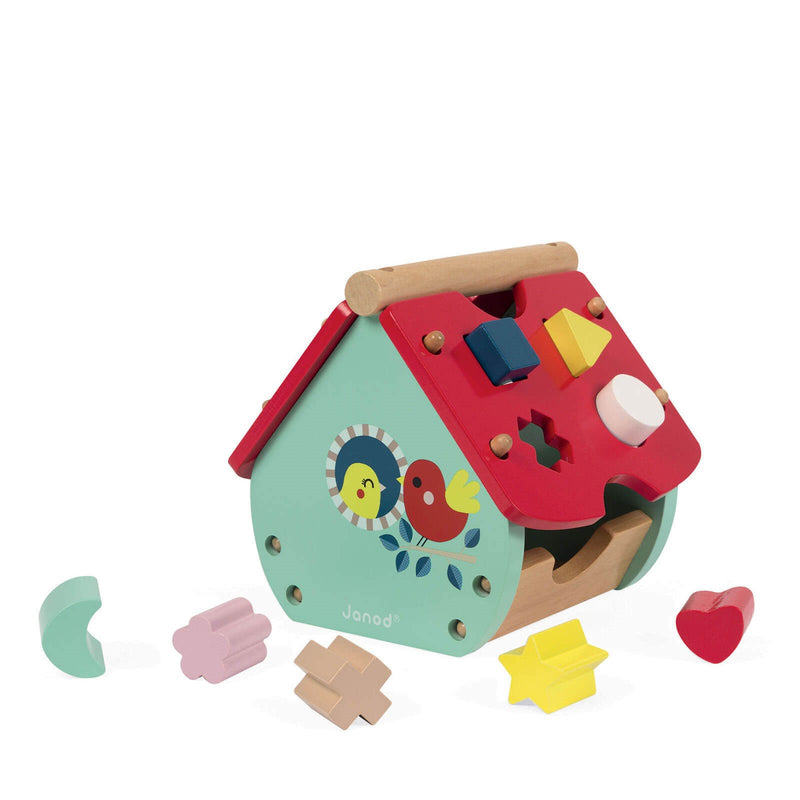 Baby Forest House<br>Shape Sorter
