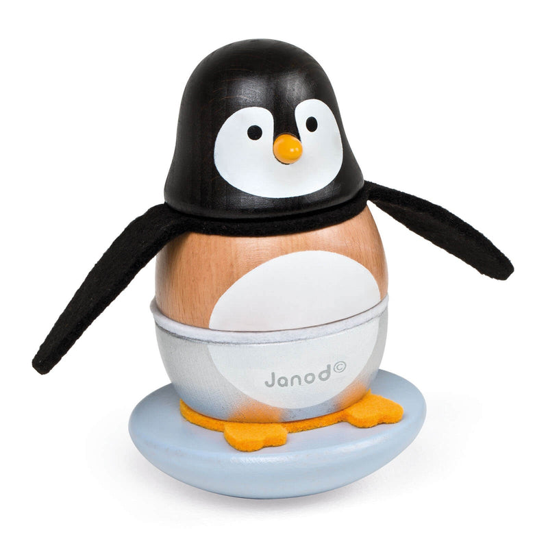 Zigolos Penguin Stacker<br>and Rocker