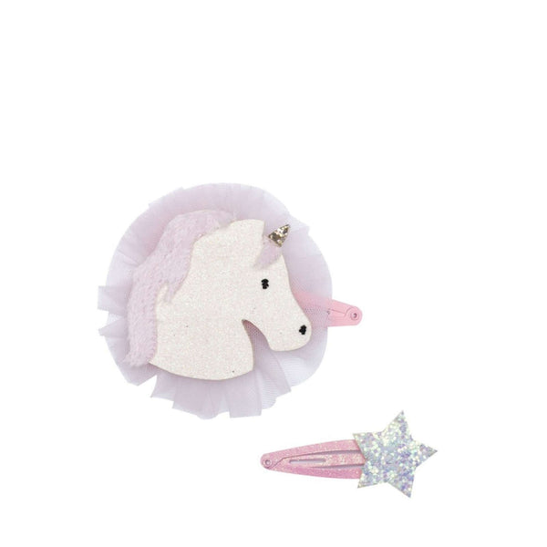 Fur<br>Fable Unicorn Clip