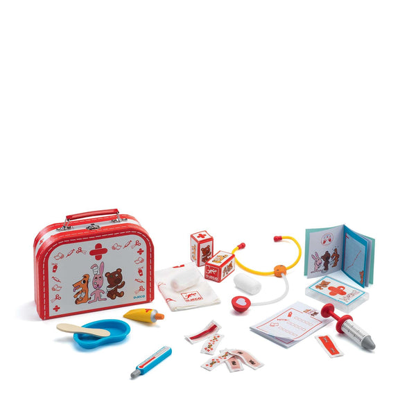 Bobo Doudou <br> Veterinary Play Set