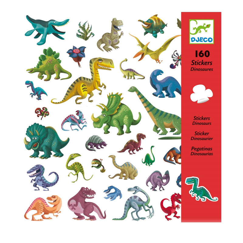 Dinosaurs Sticker Set