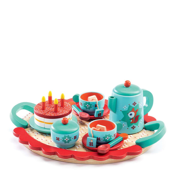 Foxs Party <br> Tea Set