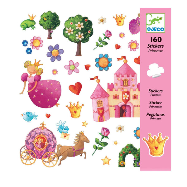 Princess Marguerite <br> Sticker Set