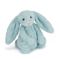 Medium Bashful<br>Bunny Aqua