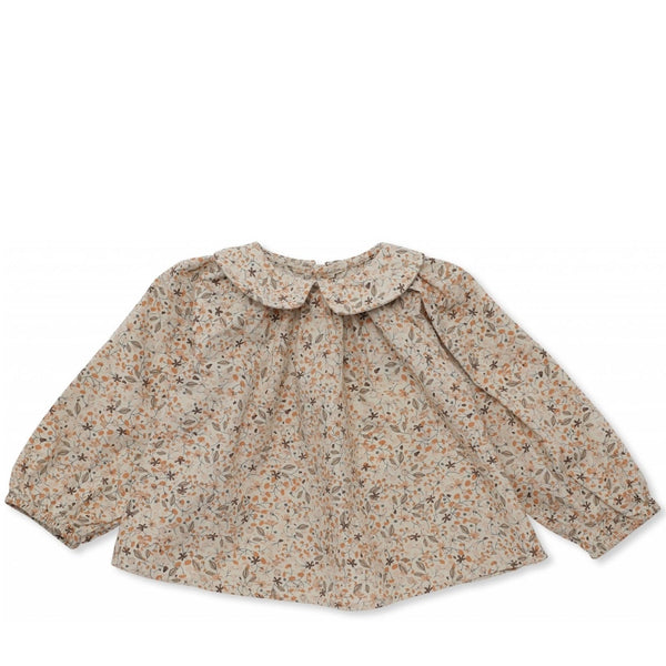 Izi Blouse <br> Flower Field