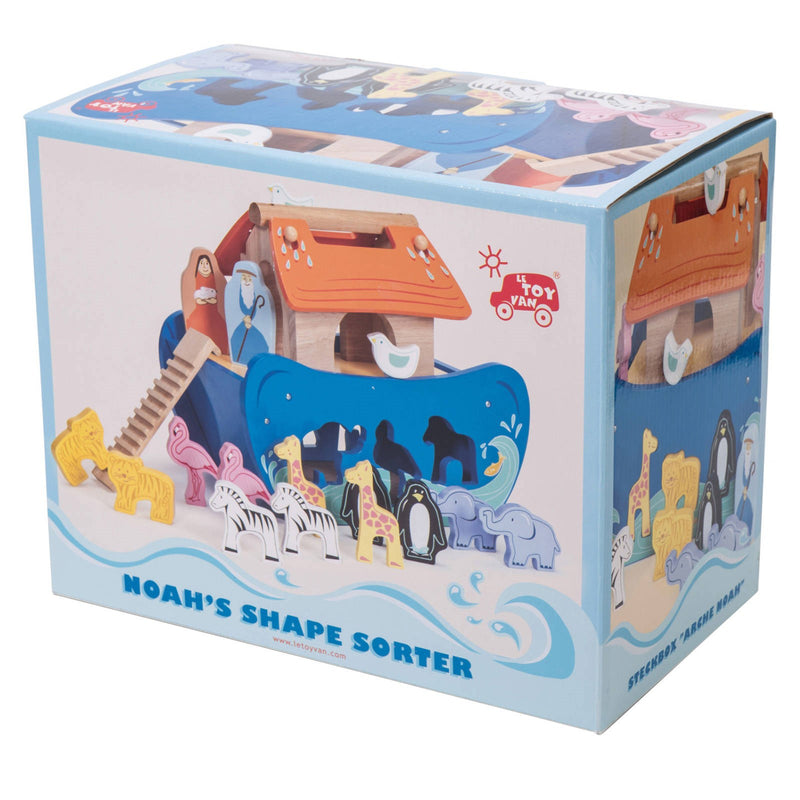 Noahs Shapesorter Ark