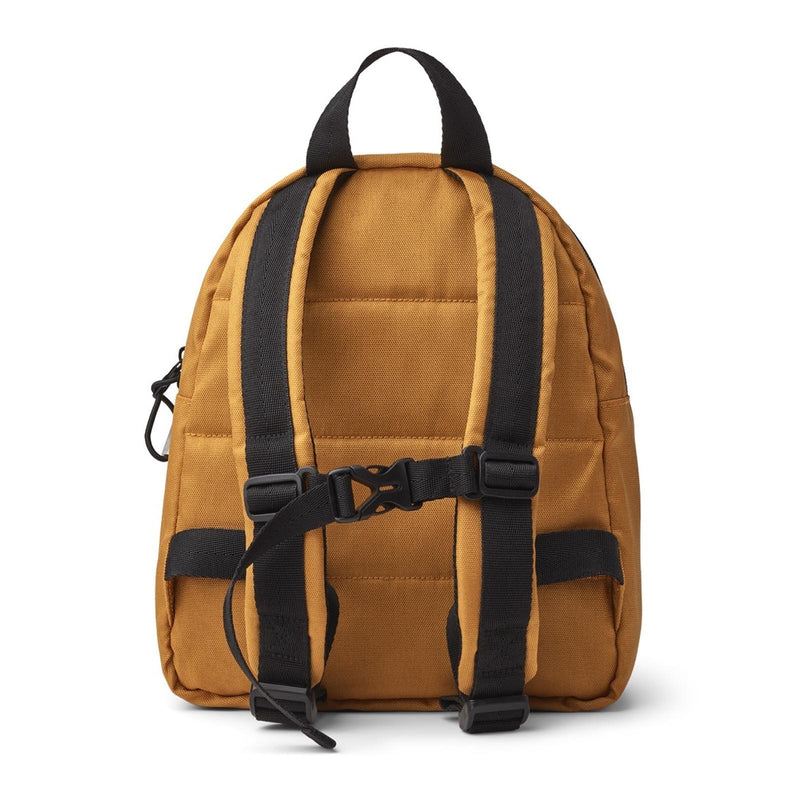 Allan Backpack Cat Mustard