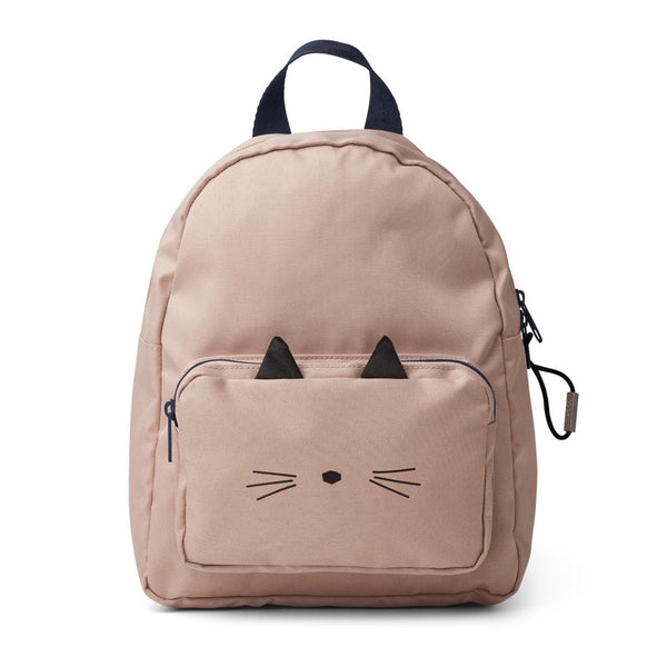 Allan Backpack Cat Rose